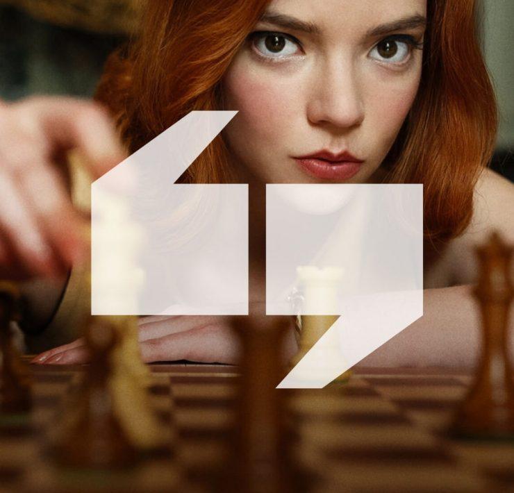 CVLTURE TV The Queen's Gambit